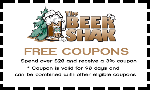beer shak coupon