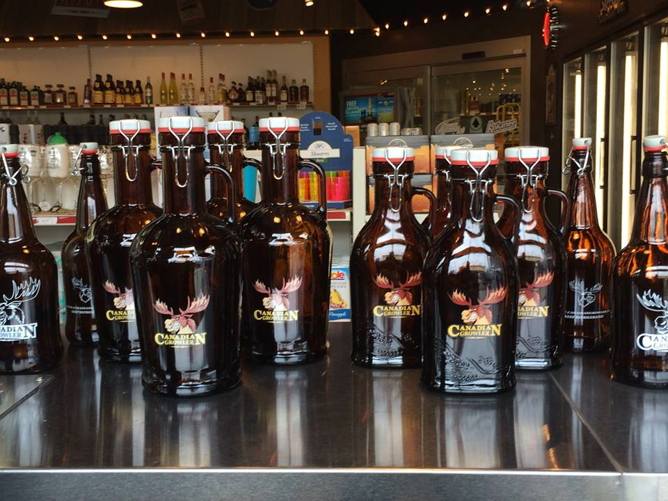 growler bottles